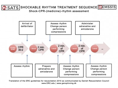 SATS - EMSS15 - A(C)LS - Shockable Rhythm Treatment Sequence
